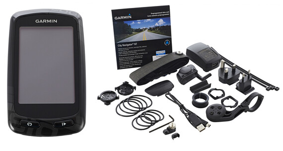 Garmin Edge 810 Bundle + vejkort